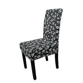 FP2 - Floral Printed Short Spandex Chair Cover