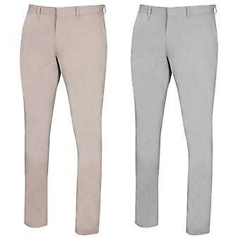 Wolsey Mens Classic Sports Stretch High Waist Chino Golf Trousers