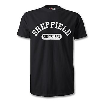 Шеффилд Уэнсдей 1867 создан футбольный футболку