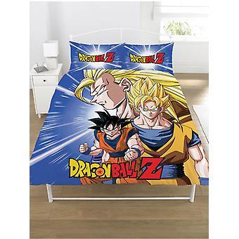 Dragon Ball Z Battle Double Dekbed cover en pillowcase set