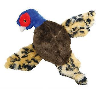 Creaciones Gloria de pelúcia pato selvagem para cães (cães, brinquedos & esporte, brinquedos de pelúcia)