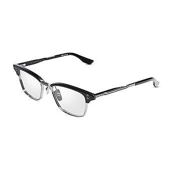 DITA Statesman Six DTX132 01 Black-Antique Silver-Matte Black Glasses