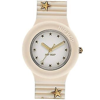 Hip Hop Analog quartz ladies Silicone wrist watch HWU0754