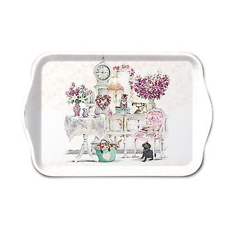 Ambiente Scatter Tray, Kämppikset 13 x 21cm
