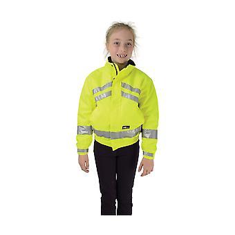 HyVIZ Childrens/Kids Reflective Waterproof Blouson