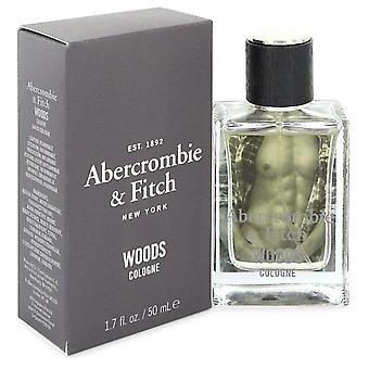 Abercrombie & Fitch Woods Eau De Köln Spray von Abercrombie & Fitch 1,7 oz Eau De Köln Spray
