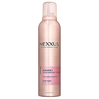 Nexxus mousse pluss volumøkende skum for volum, 10,6 oz