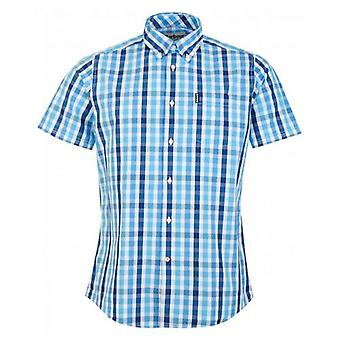 Barbour Gingham 20 Short Sleeved Shirt