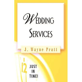 Wedding Services (Just in Time!)