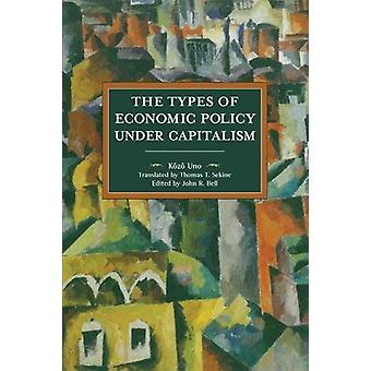 The Types Of Economic Policy Under Capitalism by Kozo Uno - 978160846