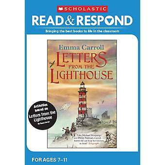 Letters from the Lighthouse by Jillian Powell