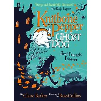 Knitbone Pepper Ghost Dog 1 by Barker & Claire