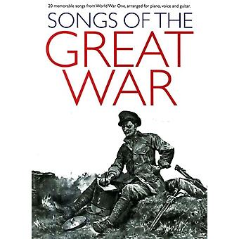 Songs Of The Great War PVG