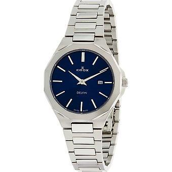 Edox - Wristwatch - Women - 57005 3M BUIN - Dolphin