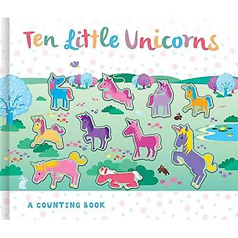 Ten Little Unicorns by Susie Linn - 9781787006508 Book