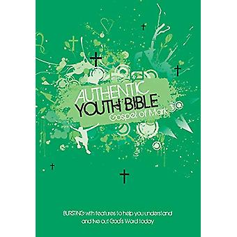 ERV Authentic Youth Bible Gospel of Mark - Bursting with Features to H