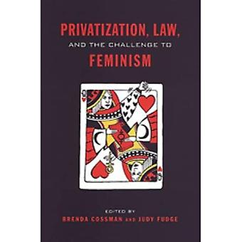 Privatization, law, and the challenge of feminism