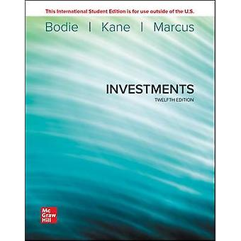 ISE Investments by Zvi Bodie - 9781260571158 Book