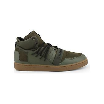 Trussardi - shoes - sneakers - 77A00099_G260_MILITARY - men - olive - 42