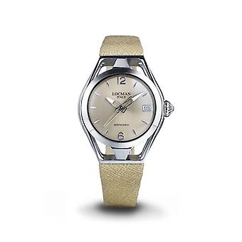 LOCMAN - Wristwatch - Men - 0526A10A-00CINKFJ - MONTECRISTO ONLY TIME QUARTZ