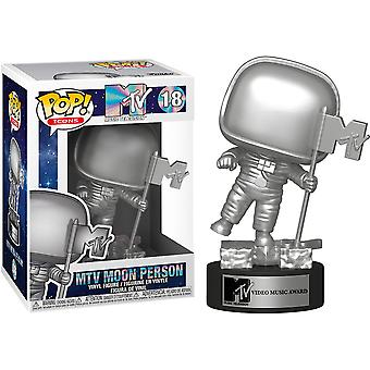 MTV Moon Person Pop! Vinyl