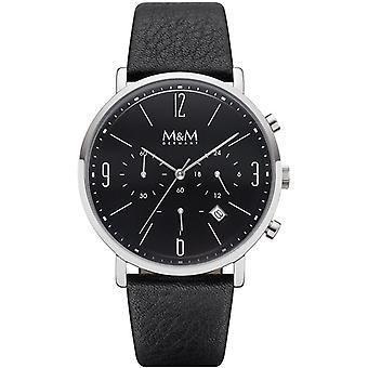 M&M Germany M11942-446 Chrono Men's Watch