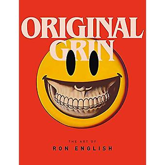 Original Grin - The Art of Ron English by Ron English - 9782374950938