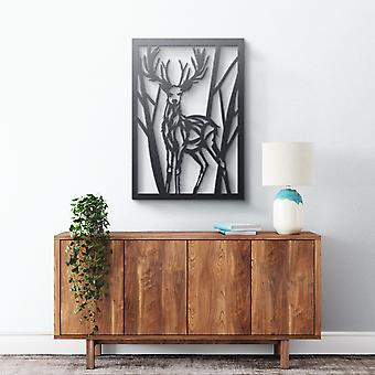 Metal Wall Art - Forest Deer