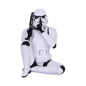 Nemesis Now Speak No Evil Stormtrooper 10cm