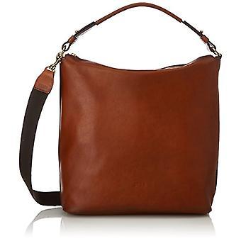 BREE Sandnes 1 - Donna Marrone shoulder bag (Vintage Cognac) 14x32x35 cm