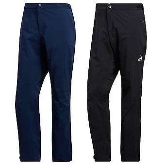 adidas Golf Mens 2020 RAIN.RDY Tech Water Repellant Pants Trousers