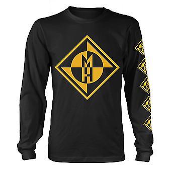 Machine Head Diamond Longsleeve Officiel Tee T-Shirt Unisex