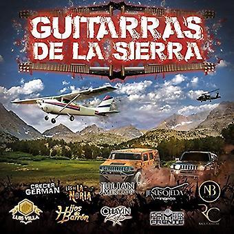 Various Artist - Guitarras De La Sierra [CD] USA import