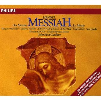 G.F. Handel - H Ndel: Messiah [51 Tracks] [CD] USA import
