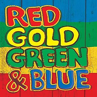 Red Gold Green & Blue [CD] USA import
