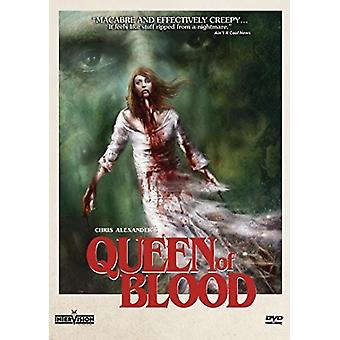 Queen of Blood [DVD] USA import