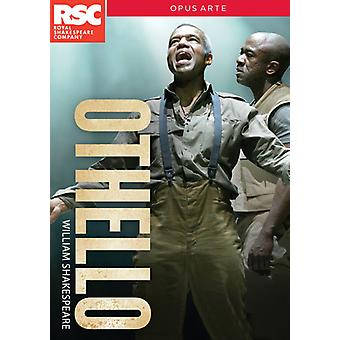 Shakespeare: Othello [DVD] USA import
