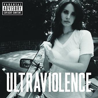 Lana Del Rey - Ultraviolence [CD] USA import