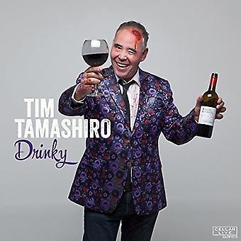 Tim Tamashiro - Drinky [CD] USA import