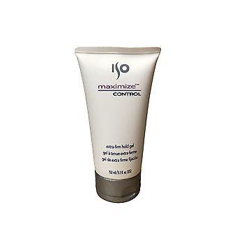 ISO Maximum Control Extra Firm Hold Gel 5.1 OZ