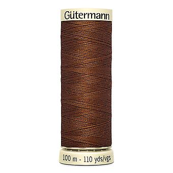 Gutermann Sew-all 100% Polyester Thread 100m Hand and Machine Colour Code  - 650