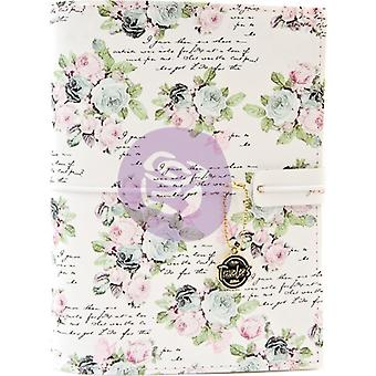 Prima Marketing Poetic Rose Travelers Journal Cover