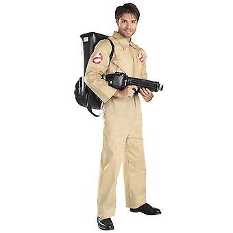 Ghostbusters Ghost Busters Hunter filmen Halloween Men kostyme & ryggsekk STD