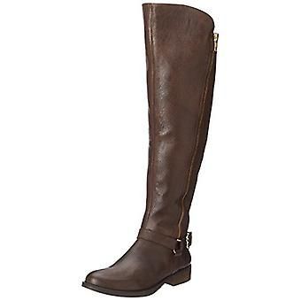Steve Madden Womens SKIPPUR Almond Toe Mid-Calf Fashion Boots