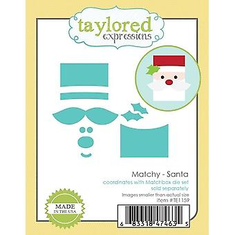 Taylored Expressions Matchy - Santa