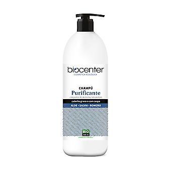 Puhdistava shampoo Aloe Salvia Romero Bio 1 L