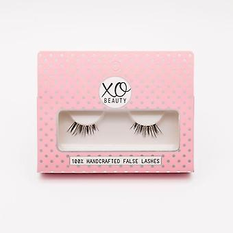 xoBeauty False Lashes - The Flower Child - Dramatic Ultra Curled Winged Out