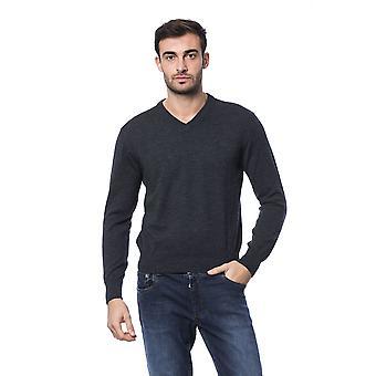 Gri Sc Dk Grey Sweater BI816871-4XL