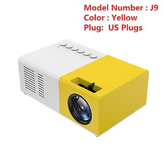 Home Projector Av Sd Tf Card Usb Portable Pocket Beamer With Phone Pk Yg300