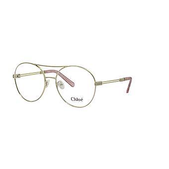Chloe CE2130 739 Gold-Rose Glasses